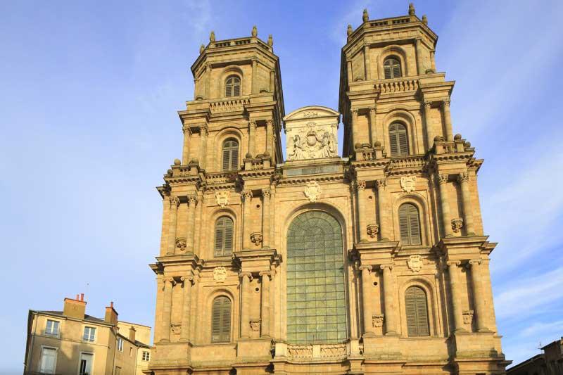 Cathédrale Saint-Pierre à Rennes