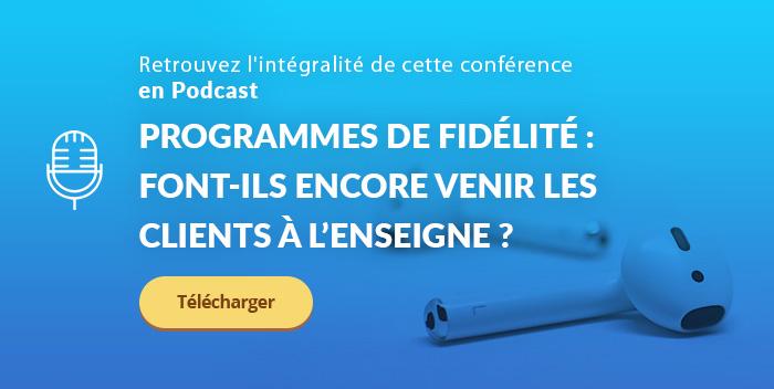 Conférence sur les programmes de fidélité à lIMF19