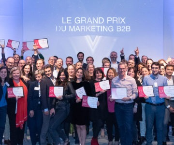 [Vidéo] Inbound Marketing France lauréat du Grand Prix du Marketing B2B