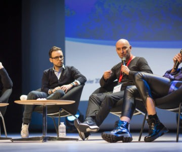 IMF18 : le métier d'influenceur digital aujourd'hui par Arnaud Le Roux, Manuel Diaz, Valentin Blanchot