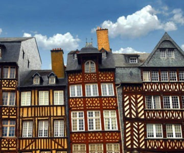 Que faire et voir à Rennes, ville d'accueil d'Inbound marketing France
