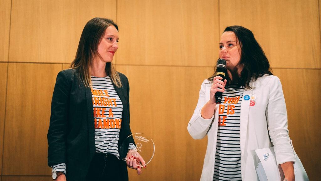 Julie Hamon et Perrine Hochet Digitaleo