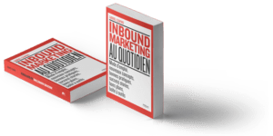 l'inbound marketing au quotidien livre