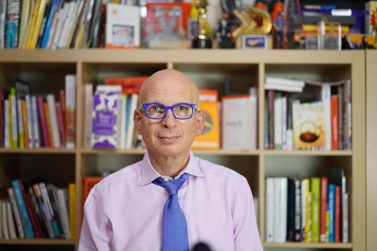Portrait de Seth Godin
